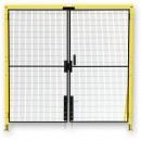 Procter Satech Double Leaf Door Kit 2,000mm Wide