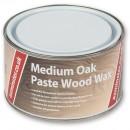 Axminster Paste Wood Wax Medium Oak 400g