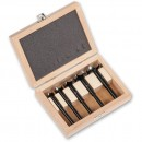 Axcaliber ECO Forstner Cutter Set Of 5 In Wooden Box