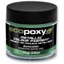 Ecopoxy Metallic Colour Pigment - Avocado 15g