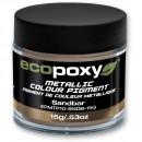 EcoPoxy Metallic Colour Pigment - Sandbar 15g