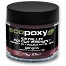 EcoPoxy Metallic Colour Pigment - Sangria 15g