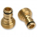 Rehau Brass Male Connector