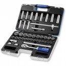 "Britool 42 Piece Metric Socket Set (1/2"")"
