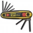 Stanley FatMax 8 Piece Locking Torx Key Set