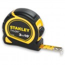 Stanley Pocket Tape 3m / 10ft