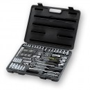 "Stanley 75 Piece Metric Socket Set (1/4"", 3/8""  & 1/2"")"