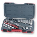 "Teng T3839 39 Piece Metric Socket Set (3/8"")"