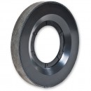Jet Wetstone Leather Honing Wheel