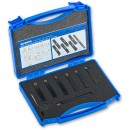 Glanze Replaceable Tip Turning Tool Set - 10mm Shank