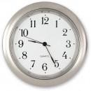 Craftprokits Satin Silver Effect Finish Watch Insert