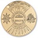 Craftprokits 100 Year Calendar