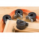 Universal Corners for Strap Clamps