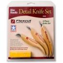 Flexcut Detail Knife Set