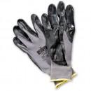 uvex Profas Nitrile Unipur 6634 Work Glove Size 10 (XL)