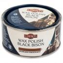 Liberon Black Bison Paste Wax - Georgian Mahogany 500ml