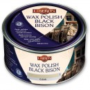 Liberon Black Bison Paste Wax - Medium Oak 500ml