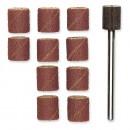 Proxxon Sanding Drums 120 grit  (Pkt 10)