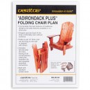 Veritas Folding Adirondack Plus Chair Plan