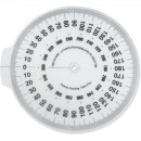 True Angle Dial for Protractors