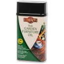 Liberon Garden Furniture Oil - Teak 1 litre
