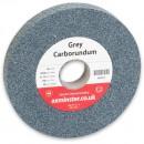 Axminster Aluminium Oxide 'Grey' Grinding wheel - 150 x 20 x 31.75mm(bore) 60G