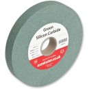 Axminster Grindstone Silicon Carbide Green - 200 x 20 x 31.75mm 120G