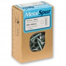 MetalSpur Set Screws, M6 x 50mm (Qty 50)