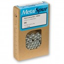 MetalSpur Nylon Locking Nuts, M8 (Qty 50)