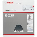 Bosch Thin Kerf Saw Blade 165mm x 20mm x 32T