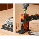 Shown with extraction outlet and clamp (sold separately)