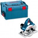 Bosch GKS 18 V-LI Cordless Circular Saw Li-Ion & L-Boxx 18V (Body Only)