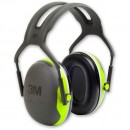 3M Peltor X4A Ear Defender 33dB Hi-Vis