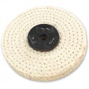 Shesto Polishing Mop Sisal - 150mm x 2 Section