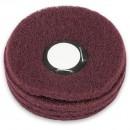 Shesto Satinising Abrasive Lap Mop - Fine (approx 180g) 100mm