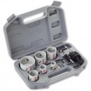 Bosch 8 Piece HSS Bi-Metal Holesaw Electricians Set