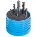 Ig2 3-Fluted Carbide Slot Drill Set