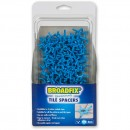 Broadfix Tile Spacers 3mm (100 Pack)