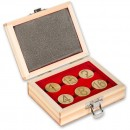 Axminster Circular Gauge Block Set