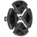 C Type Jaws C/W Accessory Mounting Jaws