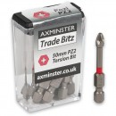 Axminster Trade Bitz Torsion Screwdriver Bits