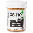 Osmo Water Based Wood Filler Mid Oak 250g