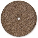 Felt Honing System - Brown Wheel 120 x 20mm