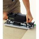The sanding frame is suitable for larger areas