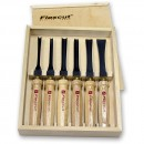 Flexcut MC150 6 Piece Mallet Tool Starter Set
