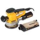 DeWALT D26410 Random Orbit Sander 150mm 110V