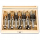 8 Piece Matching Plug and Bit Set (15-30mm)