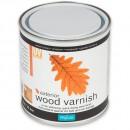 Polyvine Exterior Wood Varnish