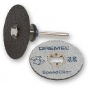 Dremel Speed Clic System Starter Kit