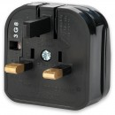 Euro Plug to UK Plug Adaptor